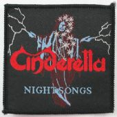 Cinderella - 'Nightsongs' Woven Patch